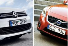 Volkswagen slår Volvo