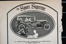 Auburn Sport Supreme.