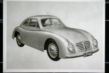 Nästan en Porsche! Goliath GP 700 Sport hade tvåtakts insprutningsmotor och byggdes i mycket begränsat antal. Det vackra stålkarosseriet byggdes av firma Rometsch i Berlin-Halensee, som också byggde VW-baserade bilar under eget namn.