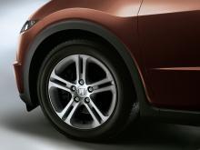 Honda Civic får ansiktslyft