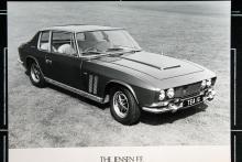 Hi-tech! För 43 år sedan fanns det bilar med låsningsfria bromsar, fyrhjulsdrift, differentialbroms och en härligt lyxig säkerhetskänsla. Synd bara att Chrysler-motorn var så törstig.
