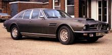 Om man förlänger en Aston Martin DBS V8 från 70-talet och stökar till fronten får man en Lagonda med fyra dörrar och sju byggda ex.