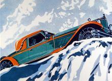 Klassiska bilmärken: Maybach