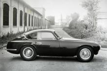 Carrozzeria Tourings välbalanserade mästerverk, Z.102 med den första motorn på 2,5 liter.