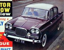 1963–65 såldes 20000 Gazelle V. Bland nyheterna: skivbromsar fram och vassare former på taket.