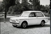 Chamois Sport från 1968/69 var i själva verket en Hillman Imp, en kul svansmotorbil med en hel del tävlingsframgångar på sitt samvete.