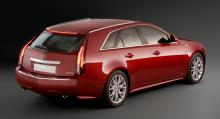 Cadillac CTS Sports Wagon.