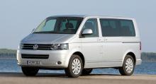 Volkswagen Multivan – störst bagagerum.