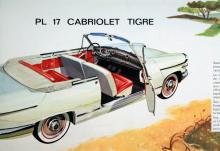 Tigre var prestandaversionen i PL 17-serien. Massor av krom, 50 hästkrafter vid 6300 varv.