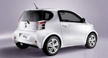 Toyota iQ – lägst maxlast.