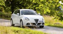 Alfa Romeo Giulietta.