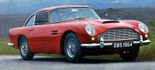 DB5 från 1964 hade en rak sexa helt i aluminium och försedd med dubbla överliggande kamaxlar. Tomvikten låg på 1490 kilo.