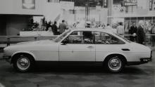 Brigand-modellen började byggas 1983 och hade en 5,9-liters Chrysler V8.