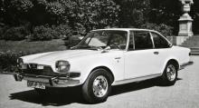 """Glaserati"" blev smeknamnet på firmans mest kraftfulla vagn, med 2,6-liters V8-motor på 150 hk. Såldes senare som (BMW) Glas 3000 V8 men var då bara tio hästar starkare."