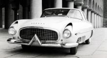 Hudson Italia handbyggdes på det lilla Jet-chassit av Carrozzeria Touring i 26 exemplar 1954, och två av dem rullade i Sverige!