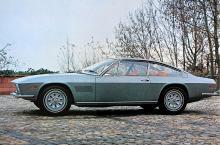 Coupé 375 L, 1968, var avsedd för den jäktade affärsmannen som föredrog metallicblått istället för kycklinggult.