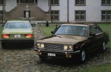 Monteverdi Tiara var i själva verket en Mercedes-Benz med nytt frontparti. Levererades med 3,8- och 5-liters V8.