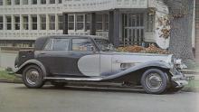 Kolossen De Ville hade ganska goda prestanda men därmed har man nog också sagt allt positivt om denna bil.