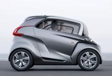 Framtidens vardagsbil kanske liknar Peugeot BB1.