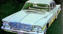 Valiant, en svensk USA-bilsfavorit! Hette Plymouth i verkligheten och Chrysler i Sverige. Årsmodellen här är 1962 och garantin var tolv månader  eller 2000 mil lång.