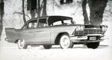 1958 års svensksålda Plymouth-bilar var byggda i Nyköping. Liksom Chrysler hade dessa bilar torsionsfjädring fram. Nytt för året var dubbelmonterade strålkastare.