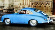 Erwin Komenda hette mannen som så förtjänstfullt ritade karossen, en av de mest aerodynamiskt gynnsamma bilkarosser som någonsin skapats.