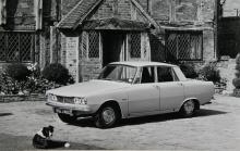 Rover 2000 kom 1964 och väckte stor uppmärksamhet. En härlig bil som växte från 4 till V8. de Dion-bakaxel och skivbromsar runt om.
