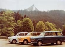 Klassiska bilmärken: Trabant