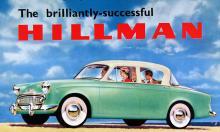 """""""Finast av dem alla"""" hette det i Minx-reklamen 1957. En sanning med modifikation."""