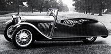 Radikalt: vattenkyld Ford-motor 1934.
