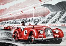 1960 års Plus Four hade lånat motorn från Triumphs TR-serie. Såldes i såväl två- som fyrsitsigt utförande.