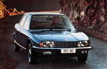 Ro80 var en banbrytare med tidlös kaross och unik motor, men den blev också den sista NSU-modellen.