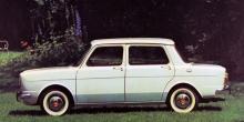 Simca presenterade 1962 plötsligt en bil med svansmotor. 1000 var modellnamnet.