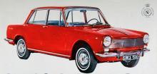 Simca 1500 var i produktion åren 1963–66 och så populär var den tidlösa karossen och den pålitliga motorn att 162183 exemplar såldes.