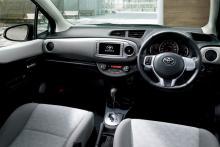 Toyota Yaris – första titt på nya bilen