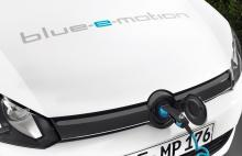 Volkswagen Golf Blue-e-motion.