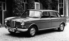 1967–72 tillverkades 35 597 sådana här vagnar, som var förklädda och litet bättre utrustade Austin 1800. En riktigt bekväm långfärdsbil.