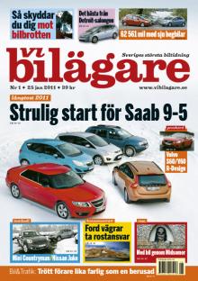 Vi Bilägare 1/2011.
