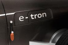 Auto Union Type C e-tron.