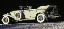 Flott som få var 1929 års Cord L29, en vagn med rak åtta och drivning på framhjulen. Plus en massa krom och fina färger.