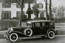 En ganska formell L29, som påminde en hel del om koncernkamraten Auburn, men Corden var lägre och lyxigare, trots att Auburn fanns att få med V12-motor.