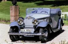 Typ 420 tillverkades 1931–32 med rak åtta på 4,5 liter. En försäljningssuccé mätt med den tidens Horch-mått: 256 tillverkade.