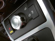 Terrain respons ställer in bilen för olika underlag.