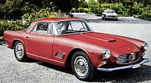 Den första storsäljaren, Maserati 3500 GT, med förgasare eller med insprutning. Cirka 2000 byggda.