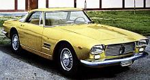 5000 GT var en udda fågel, till och med för Maserati. 1959–64 byggdes 37 svindyra exemplar.