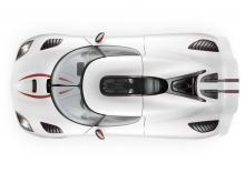 Koenigsegg Agera R – med takbox