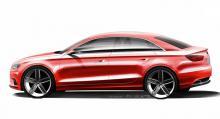 Audi A3 Concept.