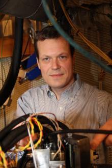 Per Tunestål, forskare i förbgränningsmotorer vid Lunds tekniska högskola.