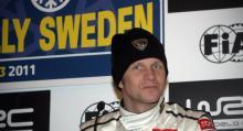 Petter Solberg siktar på högsta målet.