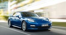 Porsche Panamra S Hybrid